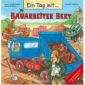 Ein Tag Mit Bauarbeiter Bert Lustige Zieheffekte Und Tolle
