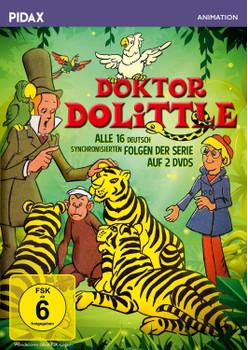 Doktor Dolittle - Alle deutsch synchronisierten Folgen [2 DVDs]