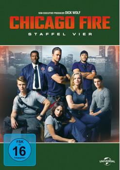 Chicago Fire - Staffel vier [6 Discs]
