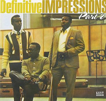 the Impressions - Definitive Impressions Pt 2