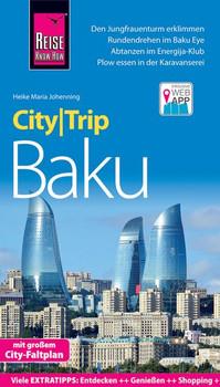 Reise Know-How CityTrip Bakund Reiseführer mit Stadtplan und kostenloser Web-App - Heike Maria Johenning  [Taschenbuch]