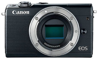 Canon EOS M100 Cuerpo negro