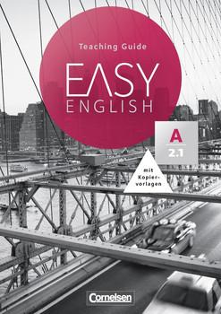 Easy English: A2: Band 1 - Teaching Guide mit Kopiervorlagen - Landermann, Britta