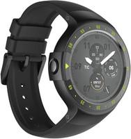 Mobvoi Ticwatch S 45mm negro con correa de silicona [Wifi]