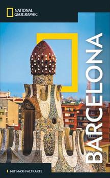 NATIONAL GEOGRAPHIC Reiseführer Barcelona - Ralf Johnen  [Taschenbuch]