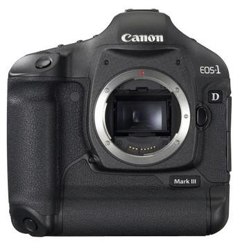 Canon EOS 1D Mark III noir
