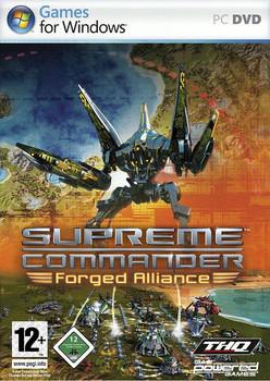 Supreme Commander: Forged Alliance AddOn