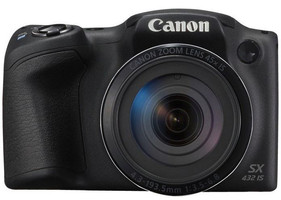 Canon PowerShot SX432 IS zwart