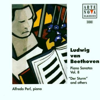 Alfredo Perl - Klaviersonaten Vol. 8