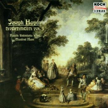 Haydn Sinfonietta Wien - Die Frühen Divertimenti Vol.5