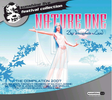 Various - Nature One 2007-das 13.Land-the Compilation