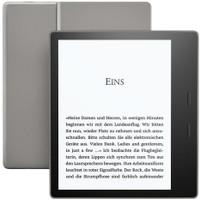 """Amazon Kindle Oasis 2 7"""" 32GB [Wifi, modèle 2017] noir"""