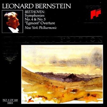 Bernstein - Sinfonie 4+5