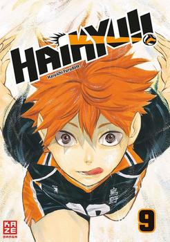 Haikyu!! 09 - Haruichi Furudate  [Taschenbuch]