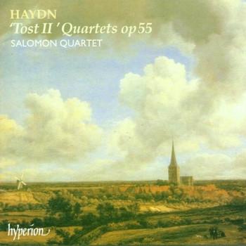 Salomon String Quartet - Three String Quartets, OP 55