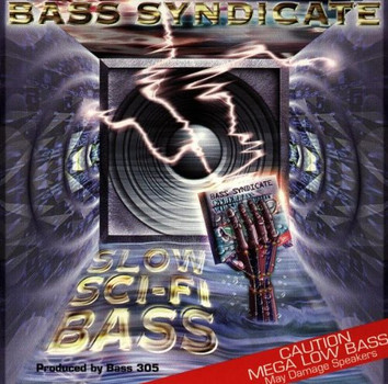 Bass Syndicate - Slow Sci-Fi Bass