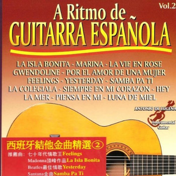Various - A Ritmo de Guitarra Espanola V