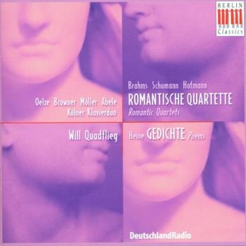 Heinrich Heine -  Romantische Quartette und Gedichte