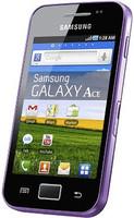 Samsung S5830 Galaxy Ace morado