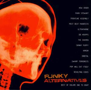 Various - Funky Alternatives 1-8