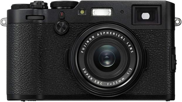 Fujifilm X100F negro