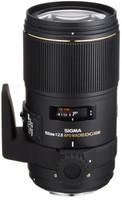 Sigma 150 mm F2.8 APO DG EX HSM OS Macro 72 mm Objetivo (Montura Canon EF) negro