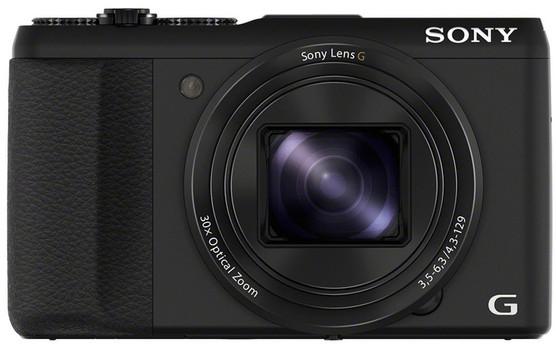 Sony DSC-HX50V zwart