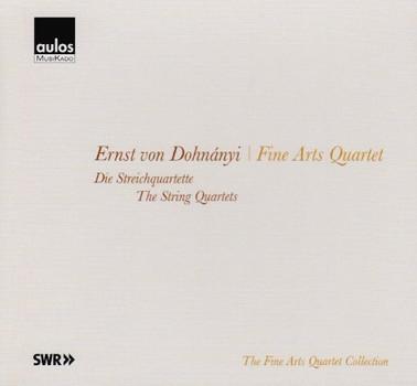 Fine Arts Quartet - Die Streichquartette