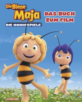 Biene Maja Die Honigspiele. Das Buch zum Film - Florentine Specht  [Gebundene Ausgabe]