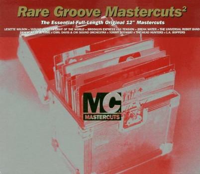 Various - Classic Rare Groove Mastercuts 2