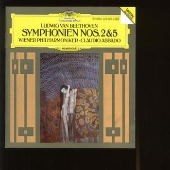 Claudio Abbado - Sinfonien 2 und 5