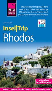 Reise Know-How InselTrip Rhodos. Reiseführer mit Insel-Faltplan und kostenloser Web-App - Juliane Israel  [Taschenbuch]