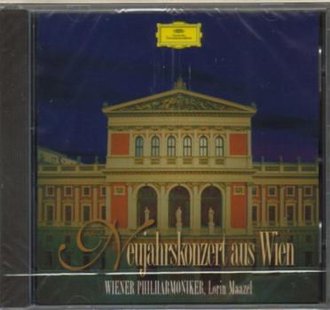 Wiener Philharmoniker/Lorin Maazel - Neujahrskonzert aus Wien (1980)