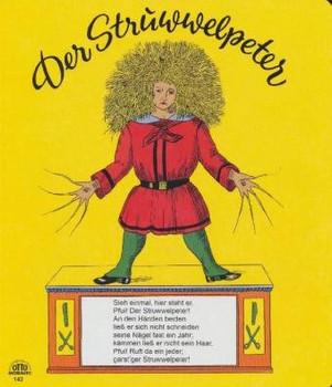 Der Struwwelpeter - Heinrich Hoffmann