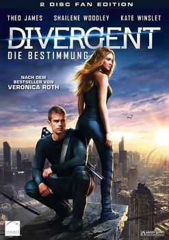 Die Bestimmung - Divergent [2 DVDs, Fan Edition, CH Import]