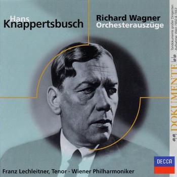 Franz Lechleitner - Orchesterauszüge