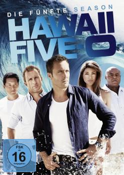 Hawaii Five-0 - Die fünfte Season [6 Discs]