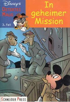Detektei Maus: 3. Fall - In geheimer Mission - Benoit Basco [Taschenbuch]