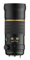 Pentax smc DA 300 mm F4.0 AL ED IF SDM 77 mm Objetivo (Montura Pentax K) negro