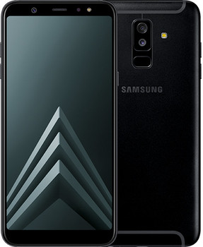 Samsung A605FD Galaxy A6 Plus (2018) Doble SIM 32GB negro