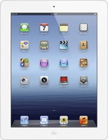 Apple iPad 4 9,7 32 Go [Wi-Fi + Cellulaire] blanc