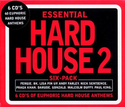 Various - Essential Hard House 2 Sixpack