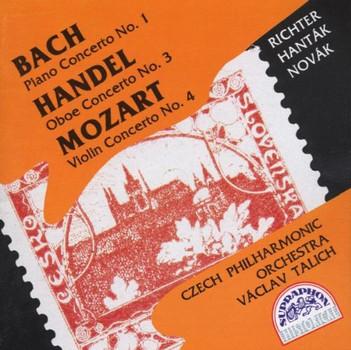Richter - Konzerte