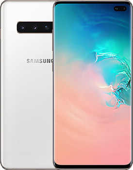 Samsung G975F Galaxy S10 Plus 512Go ceramic white