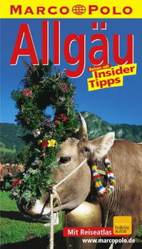 Marco Polo Reiseführer Allgäu - Andrea Reidt