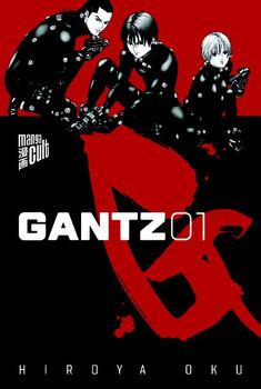 Gantz 1 - Hiroya Oku  [Taschenbuch]