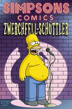 Simpsons Comics Sonderband 13: Zwerchfell-Schüttler - Matt Groening