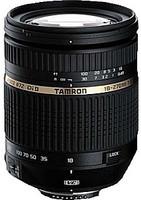 Tamron AF 18-270 mm F3.5-6.3 Di LD VC II Macro 72 mm Objectif  (adapté à Nikon F) noir