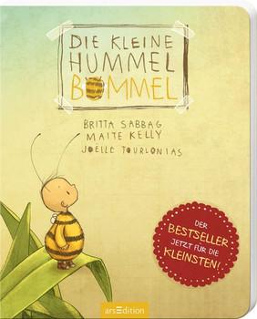 Die kleine Hummel Bommel - Britta Sabbag & Maite Kelly [Paperback]