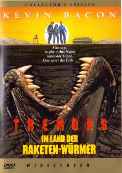 Tremors - Im Land der Raketenwürmer [Collector's Edition]